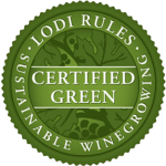 Lodi Rules Green Certified Seal